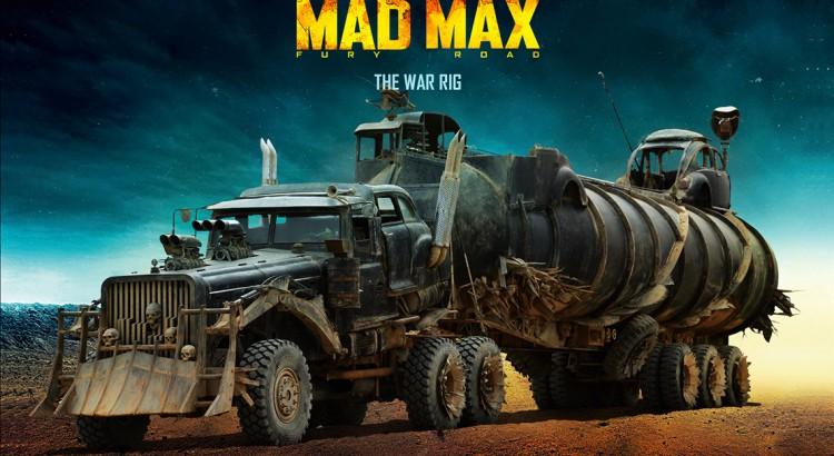 Mad Max Fury Road: Des bonus Blu-Ray portés sur les Props, costumes et bien sûr les voitures