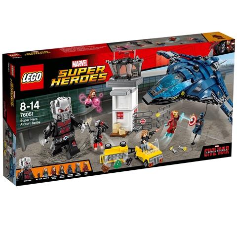 La bataille de l'aÚroport – LEGO – 84.99Ç